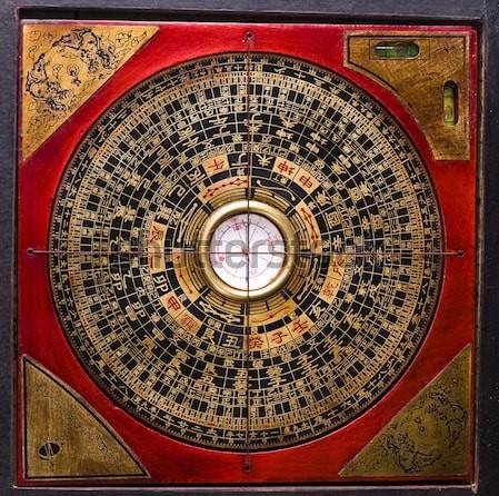 Foto - feng shui compass